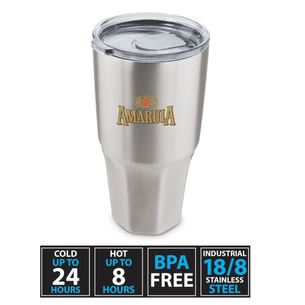 20 oz Mammoth Insulated Stainless Steel Tumbler