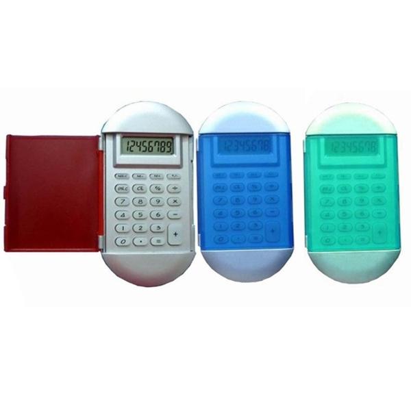 Flip-Top Calculator