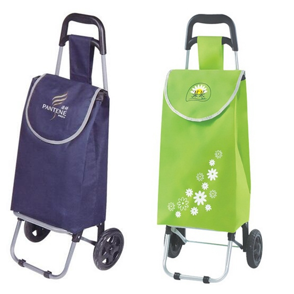 Foldable Trolley/ Shopping Cart