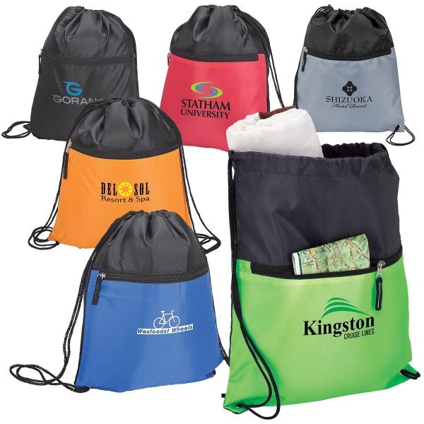 Drawstring sport Bag 4