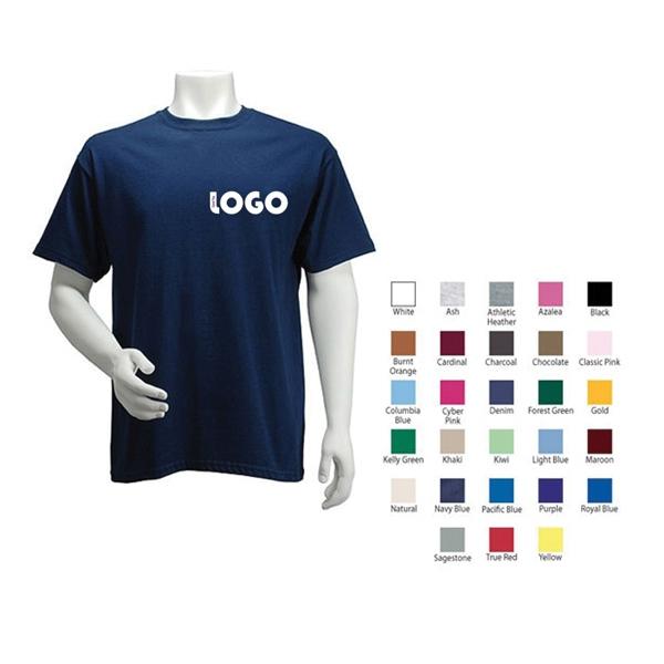 6.1 oz 100% cotton T-shirt/Promotional