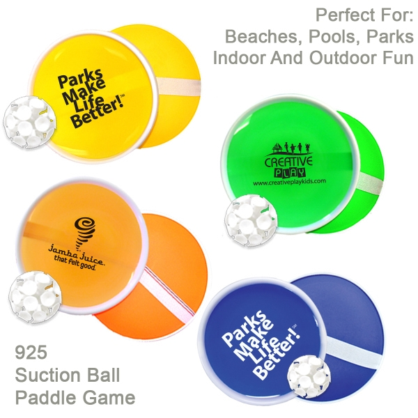 Suction Ball Toss Paddle Game, Toy Group