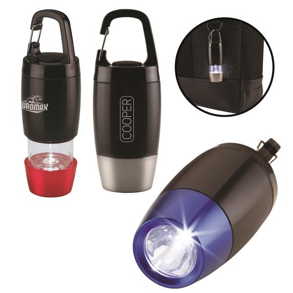 Clara Clip Light / Lantern