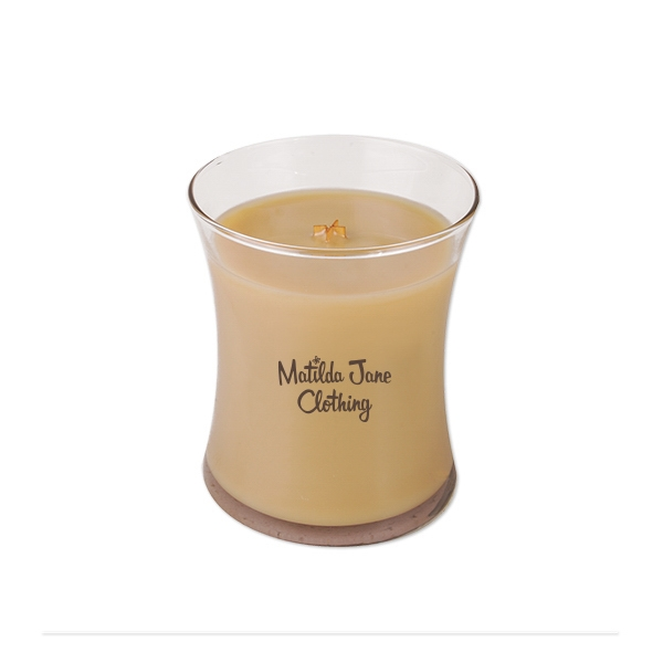 Woodwick (R) Medium Jar Candle - At The Beach