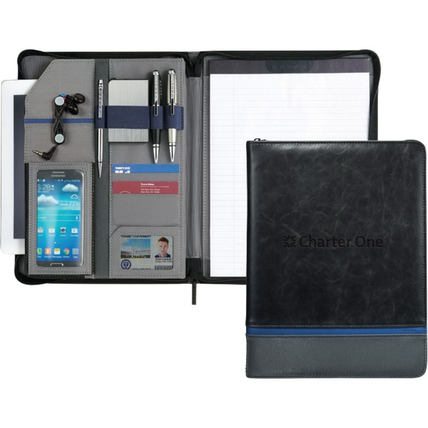Cross Prime Collection Zippered Padfolio