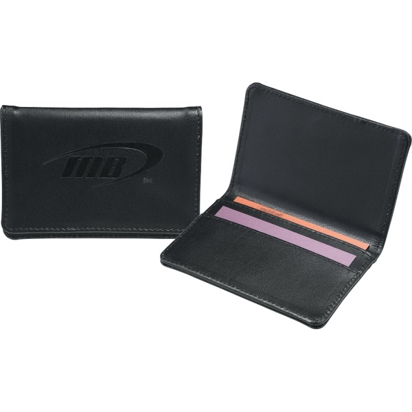Cross Leather Collection Business Card Holder
