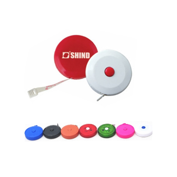 Round tape measure