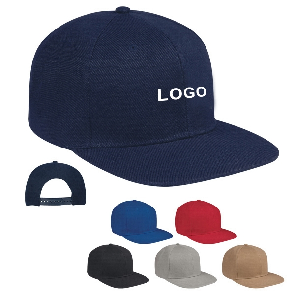 What's Up Acrylic Hat Snapback Cap