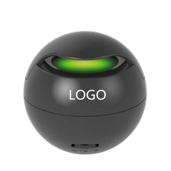 Fashion Round Ball Shape Speaker