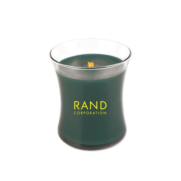 Woodwick (R) Medium Jar Candle - Evening Bonfire