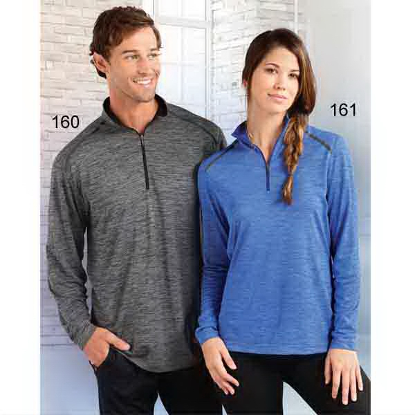 Aspen 1/4 Zip Pullover With Applique