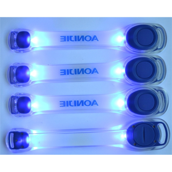Flash Alert LED Arm Strap