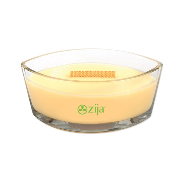 Woodwick (R) Ellipse Jar Candle - Bakery Cupcake