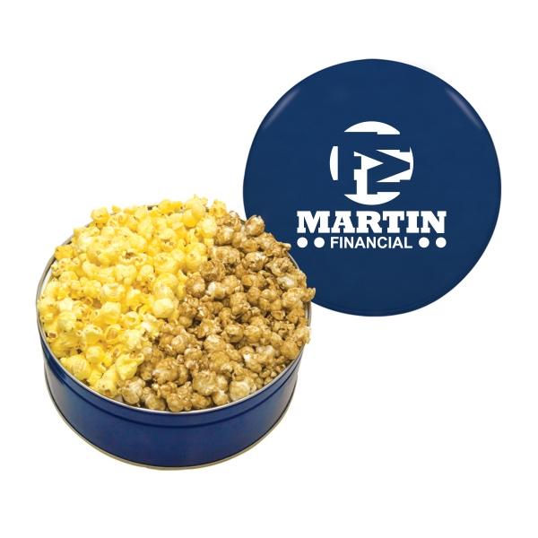 The King Size Popcorn Tin