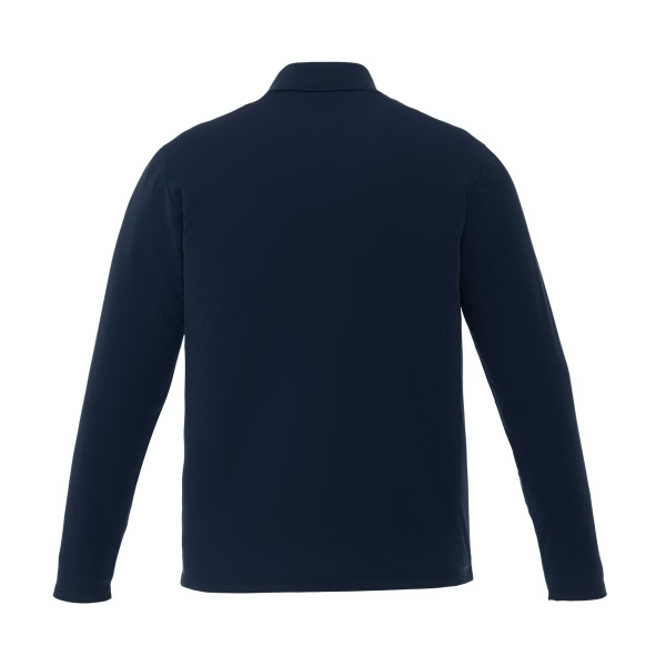 Men's MORI LS Polo Tall