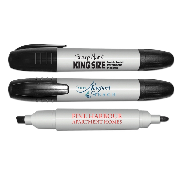 King Size Double Ended Jumbo Permanent Marker