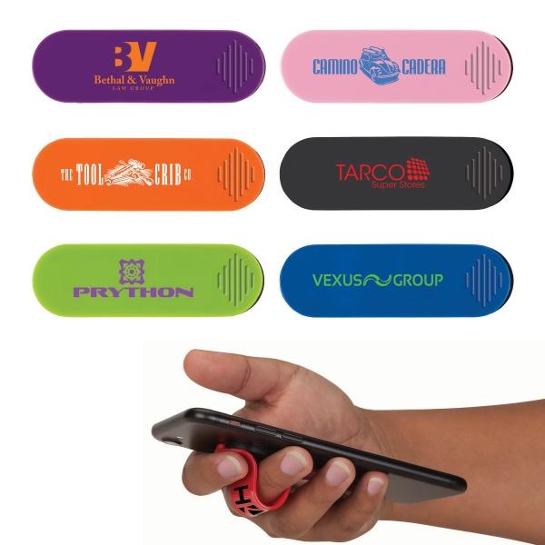 Taffy Finger Grip Phone Holder