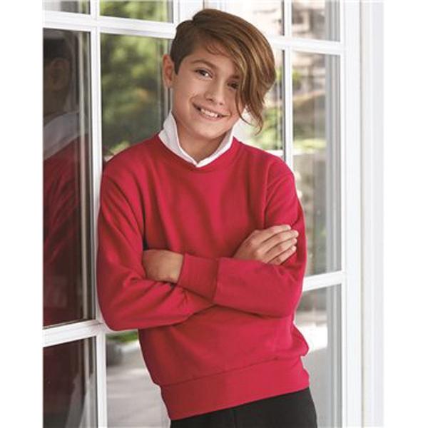 Hanes Ecosmart® Youth Crewneck Sweatshirt