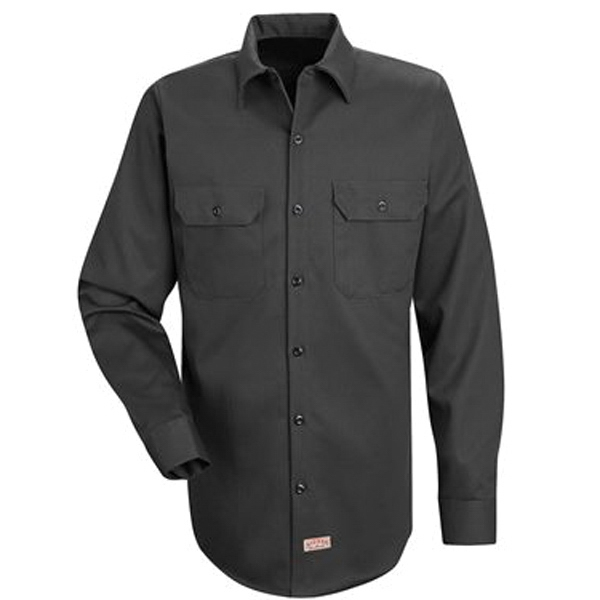 Red Kap Deluxe Heavyweight Cotton Shirt