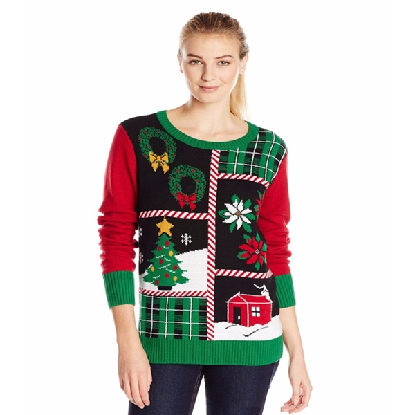 Custom Design Christmas Sweater