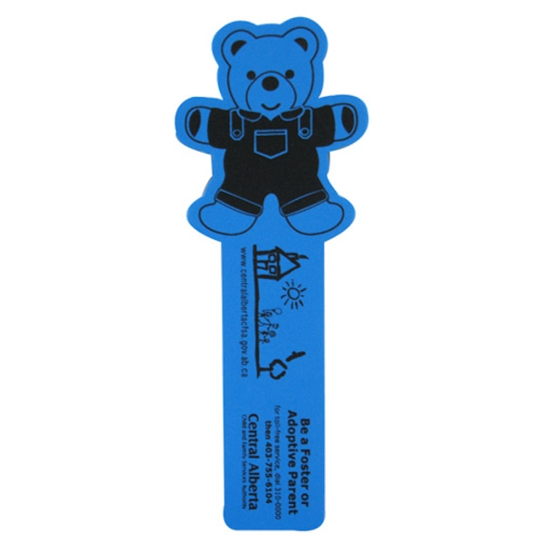 Foam Teddy Bear Bookmark
