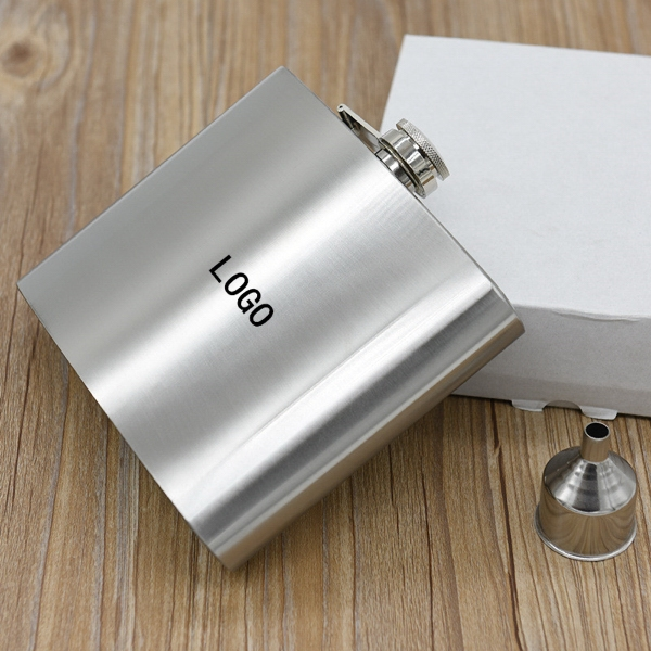 32 oz. Stainless Steel Flask
