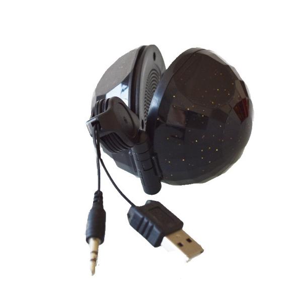 Foldable Ball Speaker