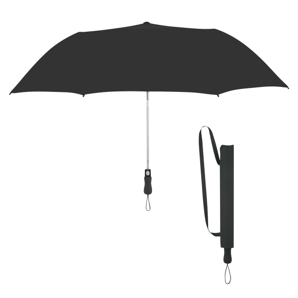 "58"" Arc Telescopic Folding Umbrella"