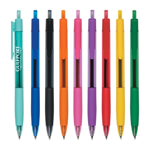 The Luminous Pen
