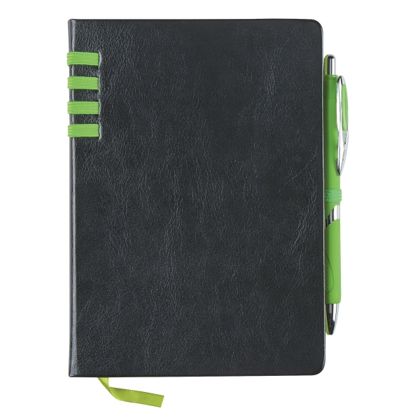 "5"" x 7\"" Leatherette Journal"