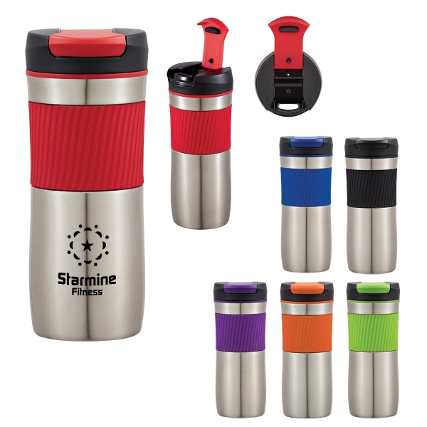 16 Oz. Excursion Stainless Steel Tumbler