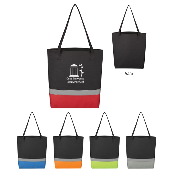 The Deuce Reflective Tote Bag