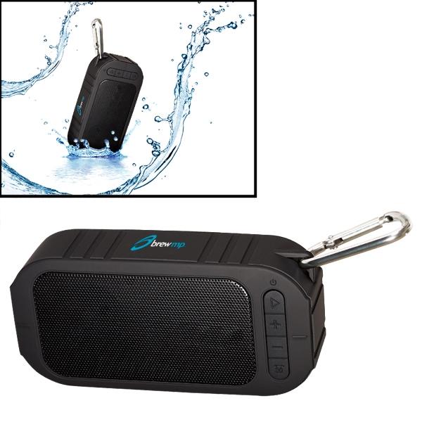 Pool-Side Bluetooth(R) Water-Resistant Speaker