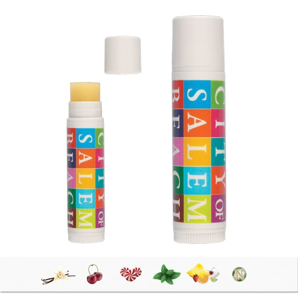 Lip Balm - Lip Balm. Broad Spectrum Formula Protects Against Both UVA and UVB Rays, Reducing the Risk of Sunburn, Skin Cancer.
