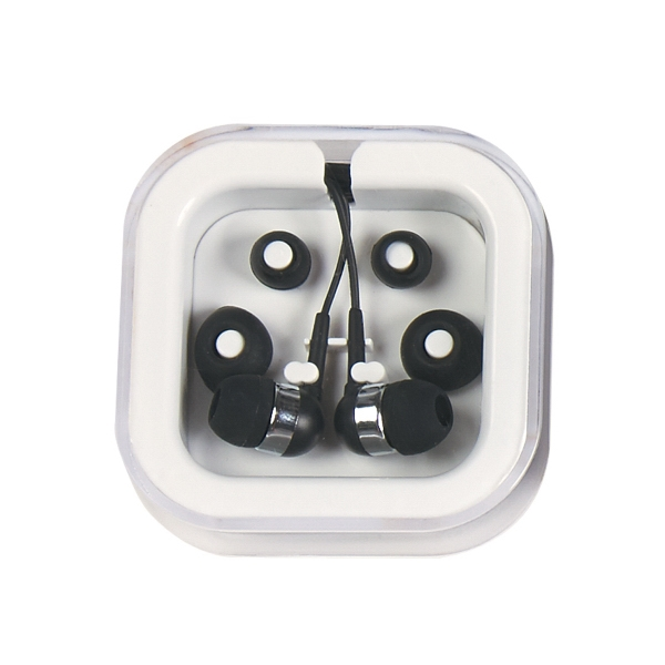 Earbuds In Case