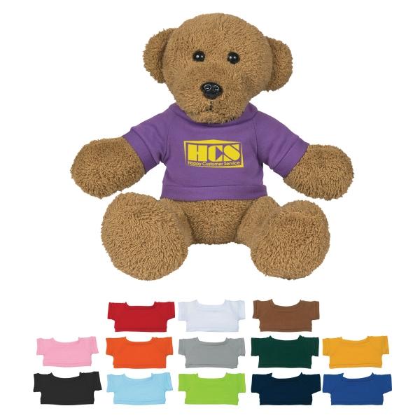 "8 1/2"" Ole' Time Rag Bear with Shirt - Ole' Time Rag Bear with Shirt."
