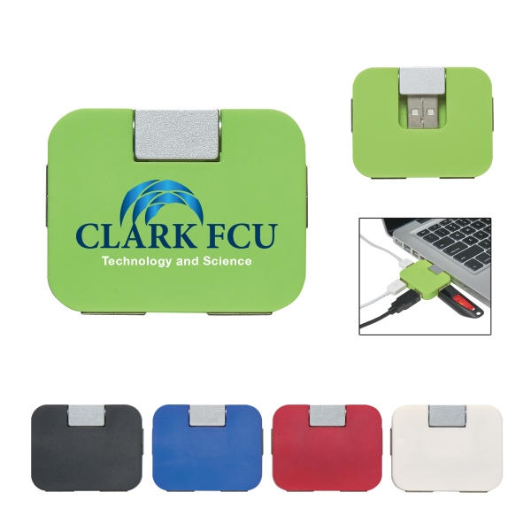 4-Port USB Hub - 4-Port USB Hub