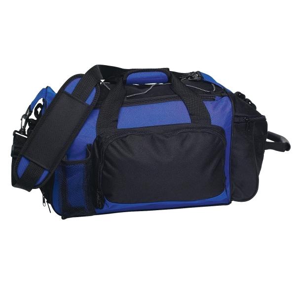 Deluxe Sports Duffel Bag