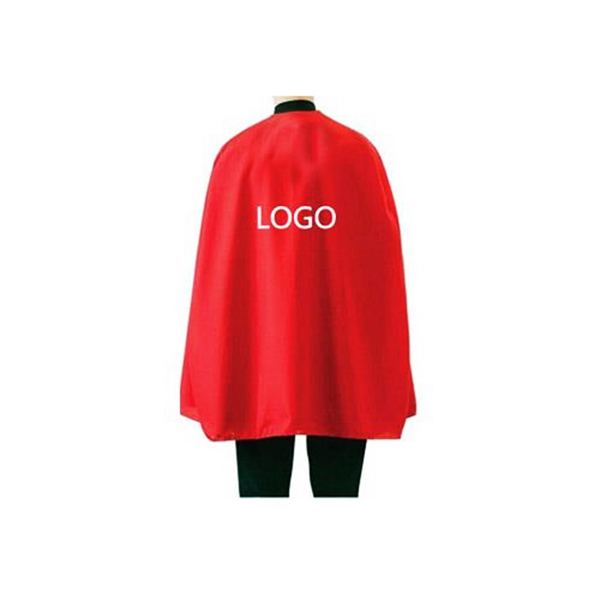 Colorful Adult Satin Cape