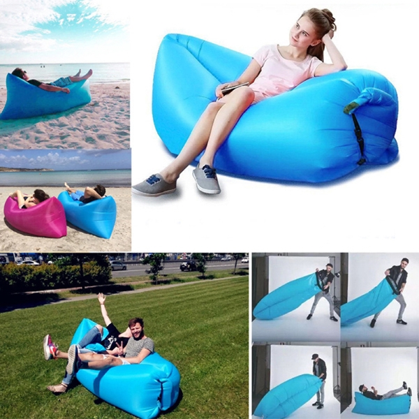 Sofa Chair Sleeping Inflatable Bed