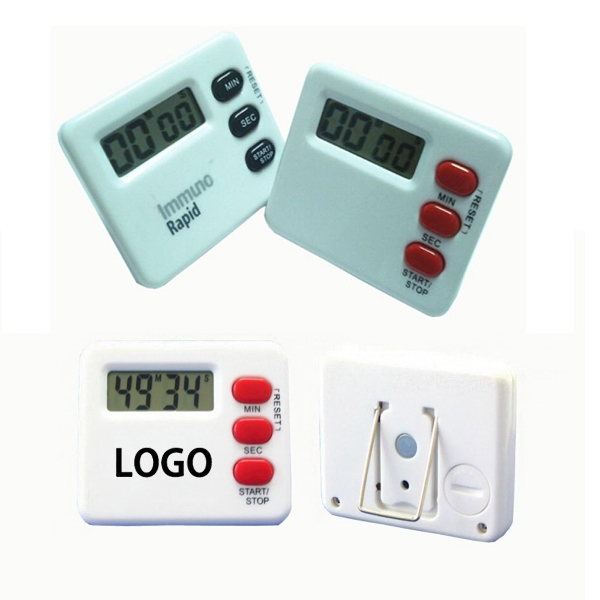 Digital Countdown Timer With Stand