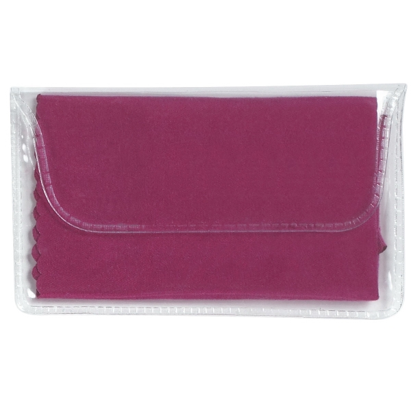 Microfiber Cleaning Cloth In Case