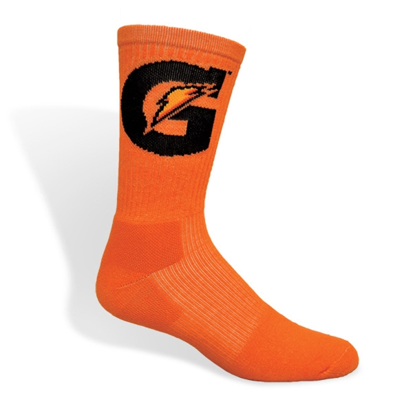 High Performance Cotton Basketball Sock(without boxes)