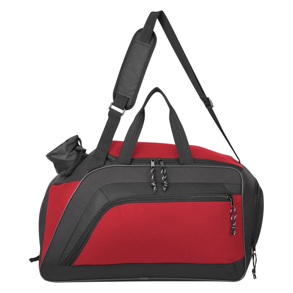On-The-Go Sports Duffel Bag