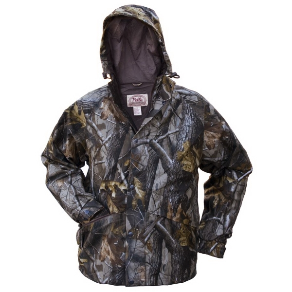 Waterproof Camouflage Rain Jacket