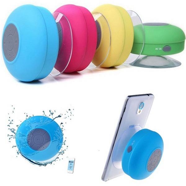 Sucker Wireless Waterproof Bluetooth Speaker