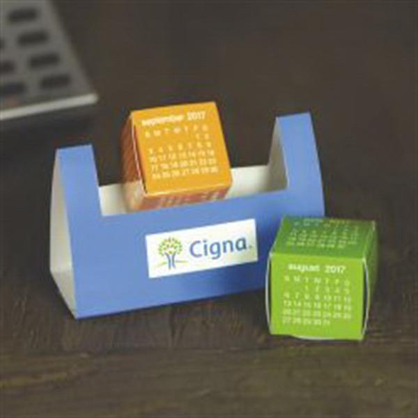 Desktop Calendar Cubes