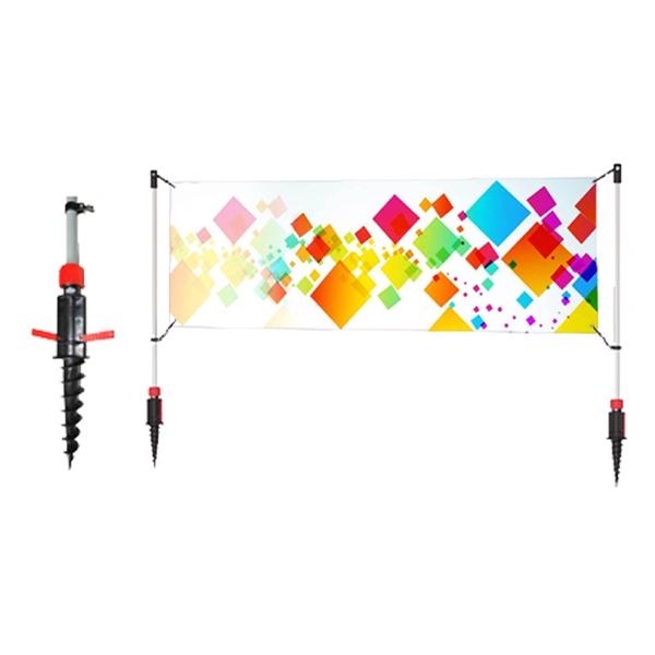 Twist X Banner System Kit 120