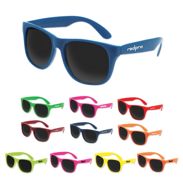 Solid Color Classic Sunglasses