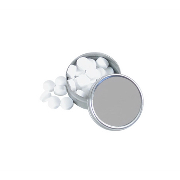 Mini Round Mint Tin